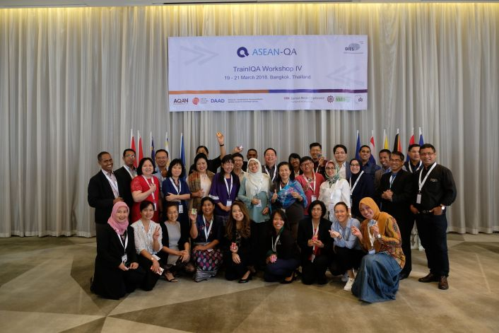 Workshop IV Bangkok 2018