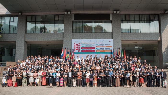 ASEAN-QA Forum in Hanoi, Vietnam