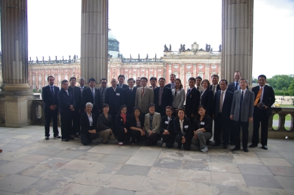 Thai Deans for Change at University of Potsdam