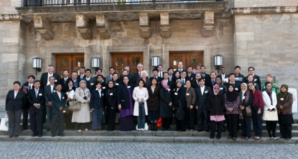Group Photo of ASEAN-QA Potsdam Workshop 2012